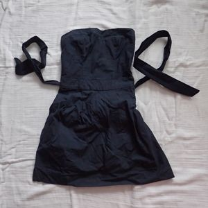 Abercrombie and Fitch Navy Dress XS - NWT